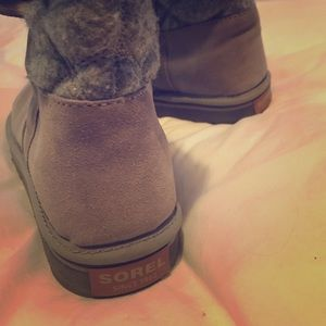 Sorel winter boots 8.5